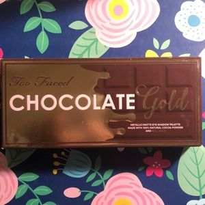 Too Faced Chocolate Gold Eyeshadow Pallet